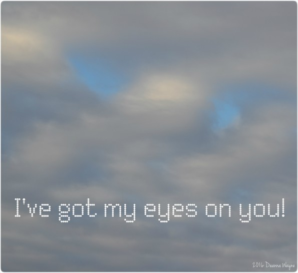 Ive-got-my-eyes-on-you